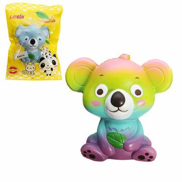 Simela Squishy Koala 12cm Bear Collection Gift Slow Rising Original Packaging Soft Decor Toy