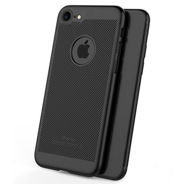 Mesh Dissipating Heat Anti Fingerprint Hard PC Case For iPhone 6/6s 4.7