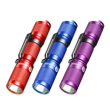 LUMINTOP Tool AA 550LM 3Colors Portable Magnetic Mini LED Flashlight Christmas Gift