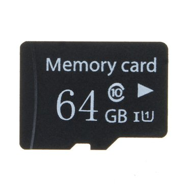 Bakeey 64GB Class 10 High Speed Data Storage Flash Memory Card TF Card for Samsung Xiaomi
