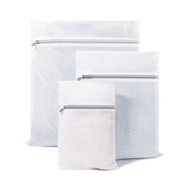 Qualitell 3PCS / Set Laundry Bag Prevent Entanglement Clothing Bag Reduce Wear Wash Clothes Washing Machine Protection Net Mesh Storage Bag from Xiaomi Youpin