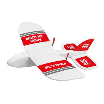 KFPLAN KF606 2.4Ghz 2CH EPP Mini Indoor RC Glider Airplane Built-in Gyro RTF