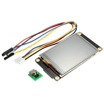 Nextion Enhanced NX3224K024 2.4 Inch HMI Intelligent Smart USART UART Serial Touch TFT LCD Module