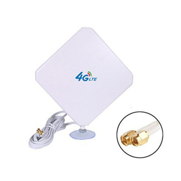 Bakeey 4G LTE Antenna 35dBi High Gain Mobile Signal Booster Amplifier SMA For Huawei E5375 E5373
