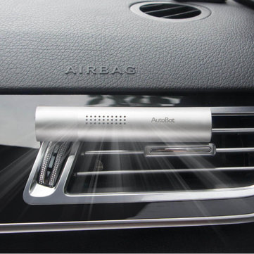 XIAOMI Auto Bot Car Air Vent Mount Perfume Clip Air Freshener Fragrance Scent Decoration