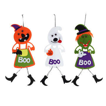 Halloween Hanging Sign Vivid Color Door Hanger for Home Door Shopping Malls Bar Decorations
