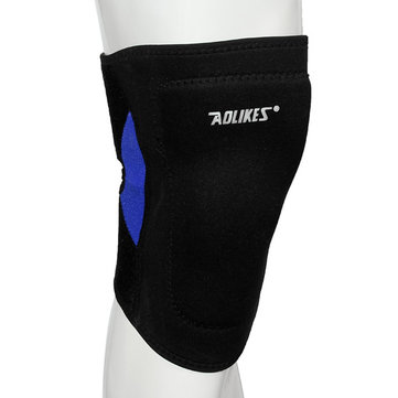 Outdoor Climbing Compression Sports Knee Brace Pad Anti-Slip Adjustable Knee Protector