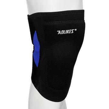 การขลิบขาหนีบเข่าสำหรับนักกีฬากลางแจ้งการป้องกันการลื่นของเข่าแบบปรับได้