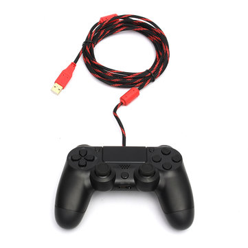 High Speed Micro USB to USB 2.0 Data Sync Charging Cable 3M for PS4/XBOX ONE Controller Cellphone