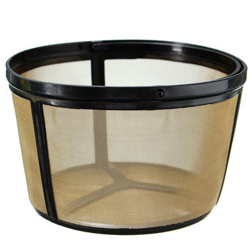 Washable Coffee Filter Basket Reusable Replacement for BUNN Coffee Brewer Maker