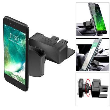 Supporto magnetico universale del supporto dell'automobile CD per il supporto del telefono PhonE per Iphone Samsung Xiaomi GPS