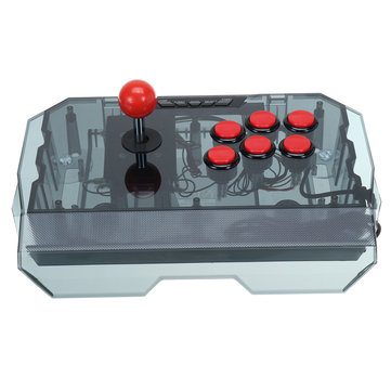 Video Game Arcade Stick Joystick Controller PK Machine PC SUB Plastic Frame