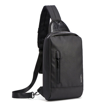 Men Outdoor Waterproof Chest Bag Sling Crossbody Bag