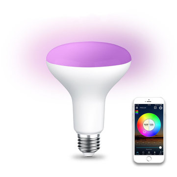ARILUX® E27 11W RGBCCT 900LM Smart WiFi LED Light Bulb Work with Alexa Google Assistant AC100-264V