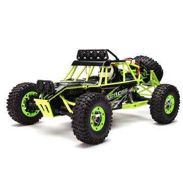 US$82.99 10% WLtoys 12428 2.4G 1/12 4WD Crawler RC Car With LED Light RC Vehicles from Toys Hobbies and Robot on banggood.com