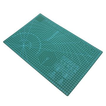45x30cm Non Slip Cutting Mat Double-Sided Self Healing Rotary Cutting Mat Board Tool