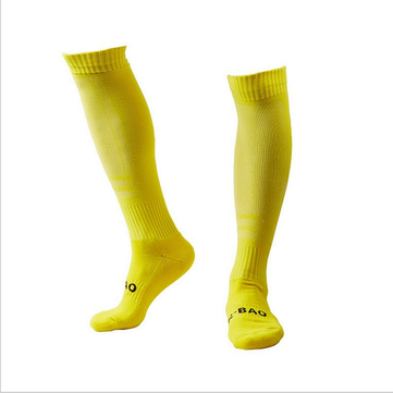 Nieuwe Mannen voetbal kousen Voetbal Lange mouwen Footwear Winter Warmers Club Training Socks