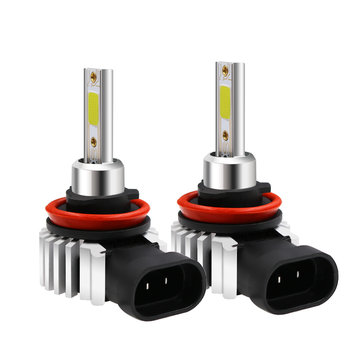 D9 60W 8000LM LED Car Headlights Bulbs Fog Lamp H1 H3 H4 H7 H11 9005 9006 6000K Replace Xenon HID Halogen