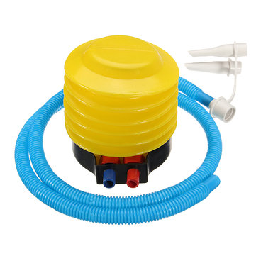 Foot Balloon Air Bed Kayak Light Weight Inflator Pump Fast Easy Operation