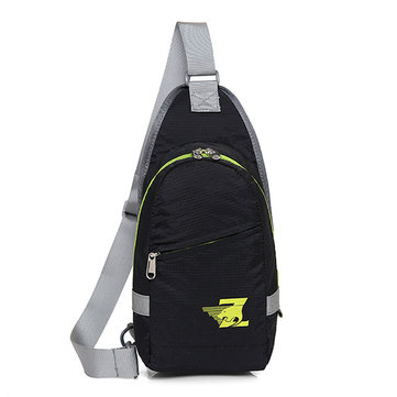 Leisure Travel Chest bag Outdoor Nylon Sling Bag