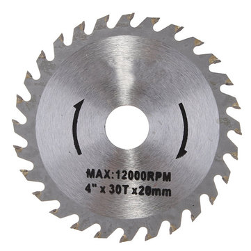 28 Teeth 105mm Wood Cutting Saw Blade Circular Electric Power Tool