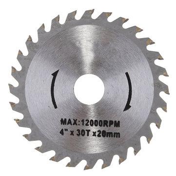 28歯105mm木材切断鋸刃円形電動工具