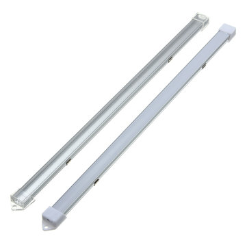30CM XH-008 U-Style Aluminum Channel Holder For LED Strip Light Bar Under Cabinet Lamp Lighting