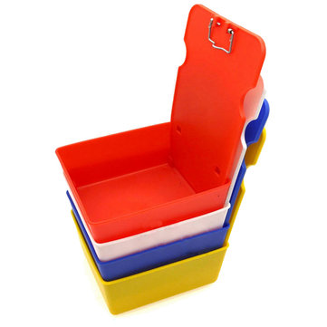 Plastic Dental Lab Working Pan Neaten Case For Dental Tools Dental Lab Material And Supply