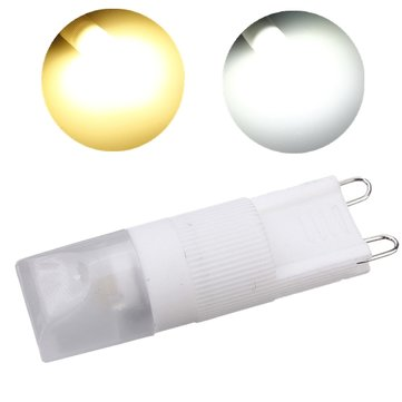 Dimmable G9 3W AC 210-265V Cool White/Warm White LED Capsule Bulb