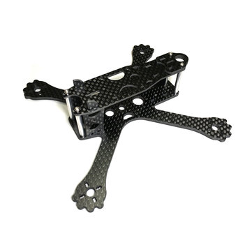 Rocket Kitty 135X 135mm Carbon Fiber FPV Racing Frame RC Drone Normal X Frame 27g