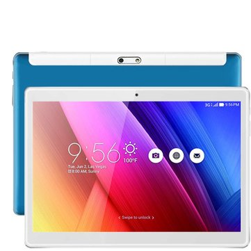 Binai Mini101 32GB MTK6580 Cortex A53 Quad Core 10.1 Inch Android 6.0 Dual 3G Phablet Tablet Blue