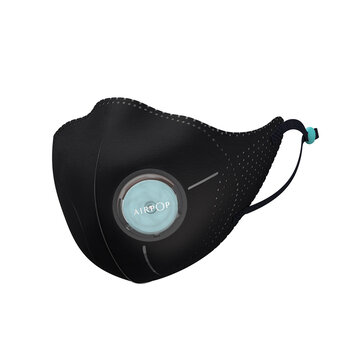 Xiaomi Mijia AirPOP Light 360° PM2.5 Anti-haze Face Mask Skin-friendly Material Antibacterial
