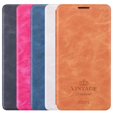 Original Mofi PU Card Wallet Flip Leather Stand Case Cover for Oneplus 3/3T