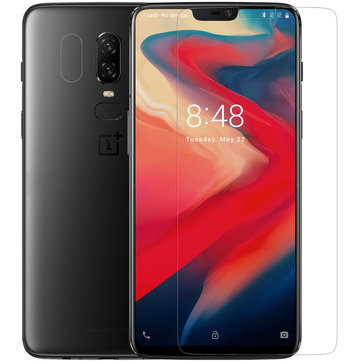 NILLKIN Matte Anti-Glare Anti-Fingerprint Anti-Scratch Screen Protector For Oneplus 6