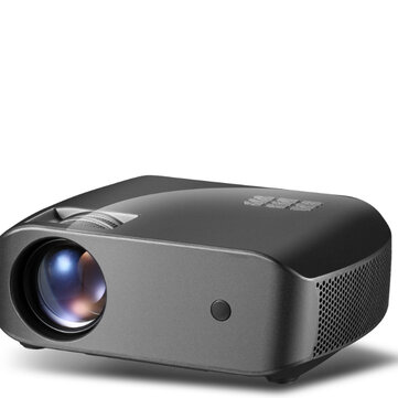 $87.11 for Vivibright F10 LCD Projector 2800 Lumens 1280*720P Resolution 15000:1 Contrast Ratio Support 23 Languages Home Theater Projector