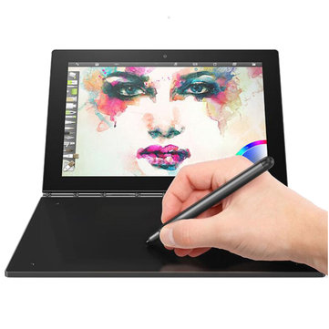 Original Box Lenovo Yoga Book 64GB Intel Atom X5 Z8550 Quad Core 10.1 Inch Windows 10 Tablet PC