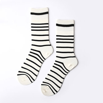 Men Cotton Stripe Patchwork Ankle Socks Low Cut Outdoor Sport Sneaker Slippers Sock