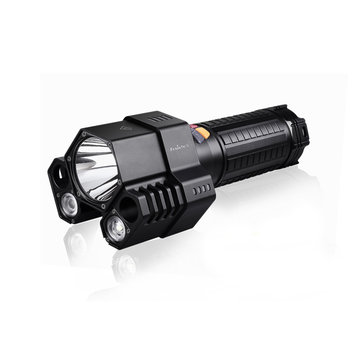 FENIX TK76 XML2 3 Head 2800 Lumen High Light LED Flashlight With Tube