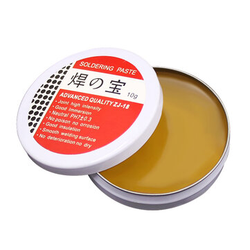 10g 50g Solder Paste Mild Rosin Environmental Soldering Paste Flux PCB IC Parts Welding Soldering Gel Tool for Metalworking
