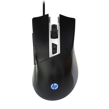 HP® M220 2500DPI USB Wired Infraed Optical Gaming Mouse for PC Computer