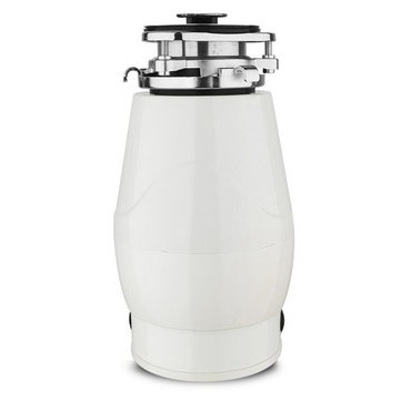 MIN Kitchen Food Waste Disposer With Dishwasher Interface 370W 110V-220V 2600R Garbage Disposal