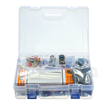 Professional UNOR3 Starter Learning Kits For Arduino Servo LCD Compass Gyro