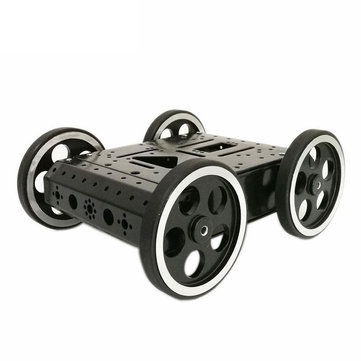 4WD C3 DIY Smart Robot Car Chassis Kits With DC 12V Motor for Arduino
