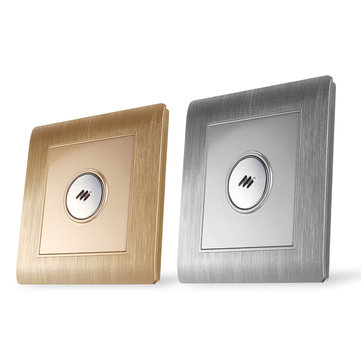 AC 110~250V PC LED Light Control Wall Mount Voice Sound Activated Light Switch