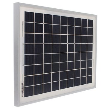 10W 12V Energy Solar Panel Battery Charger Polycrystalline 340x250x17mm