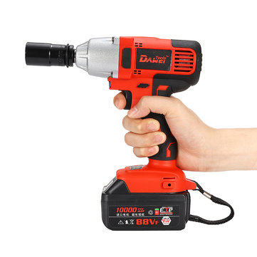 21V 330N.M 10Ah Li-ion Battery Impact Wrench Power Electric Wrench Cordless Wrench