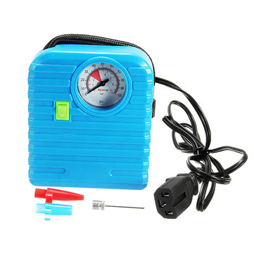 48V-60V 150PSI Portable Tire Inflator Electric Vehicle Scooter Sport Ball Air Pump Compressor