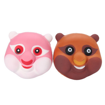 Squishy Slow Rising Jumbo Stretch Squishies Toys Kids Adults Stress Relief Bears
