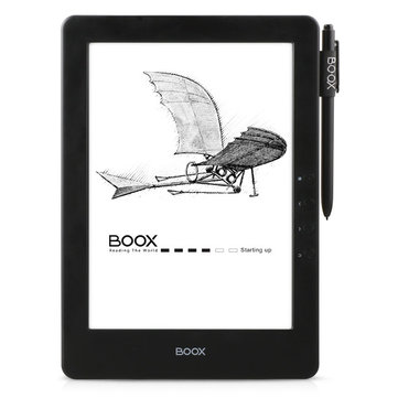 ONYX BOOX N96ML CARTA+ 9.7 Inch 16G E-Ink Display Android Ebook Reader With Front Light Audio