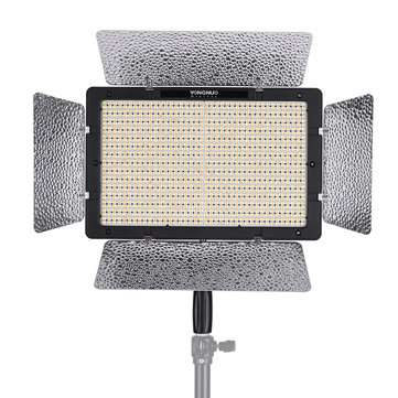 Yongnuo YN1200 Pro LED Video Light Bi-color 3200K-5500K Photography Studio Lighting Remote Control